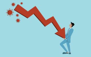 online sales recession