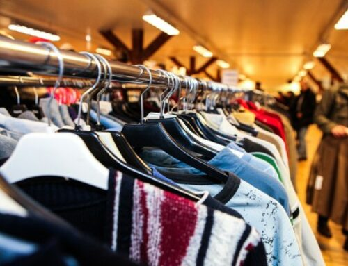 Charity shops embracing e-commerce for a future online